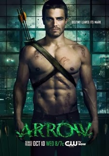 Arrow – Série 1ª Temporada Torrent Completa [BDRip] Download Dual Áudio