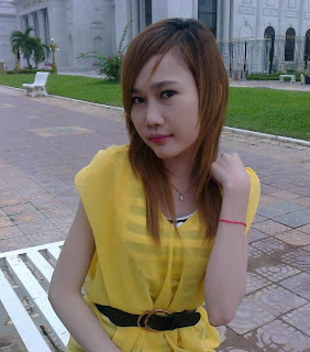 Sok Sereyrath facebook girl beauty skin Khmer girl 1