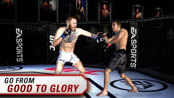 EA SPORTS™ UFC v1.0.725758 Apk + Data by www.ifub.net