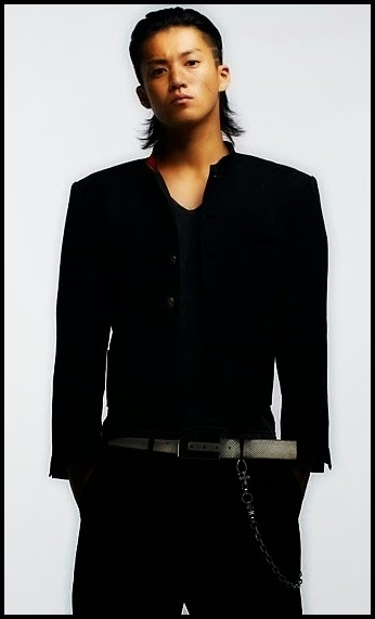 Biodata Dan Foto Terbaru Shun Oguri Pemeran Takiya Genji