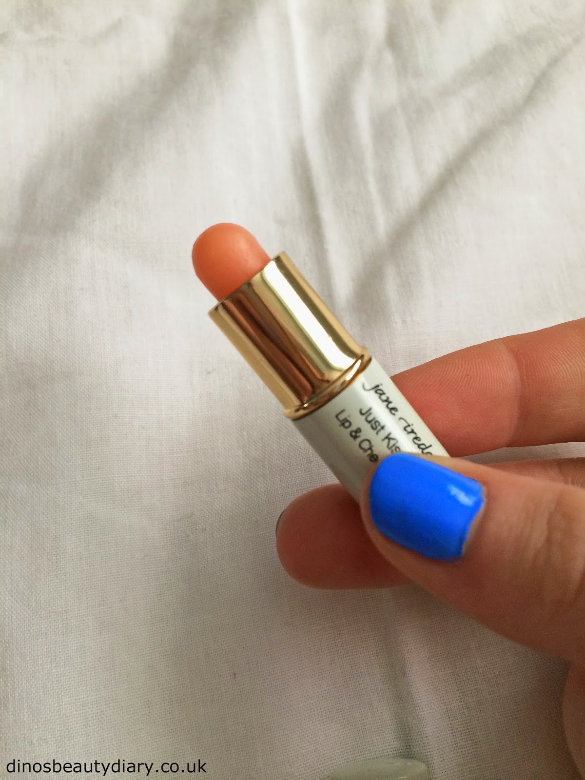 Dinos Beauty Diary - June and July Birchbox - Jane Iredale Cheek and Lip Stain