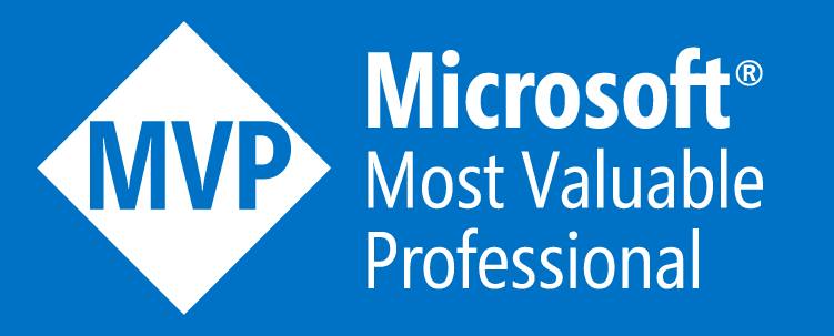 Microsoft MVP 2012 ~ 2020