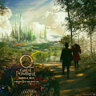 Oz the Great and Powerful iPad wallpapers 004