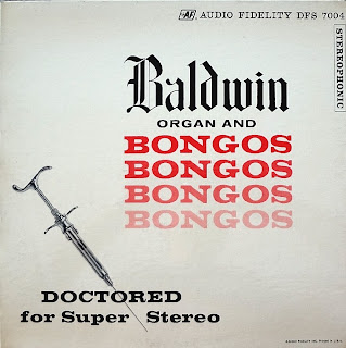 Eddie Osborn, Baldwin Organ and Bongos