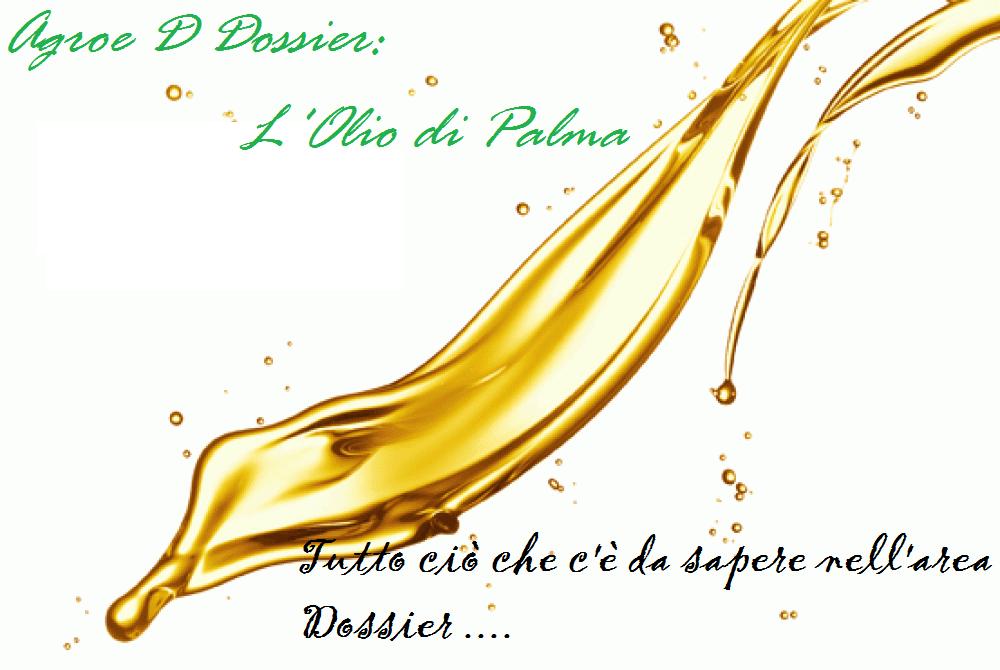 Dossier Olio di Palma