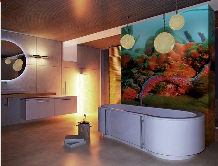 Revestimientos de paredes en vinilo decoraci n for Revestimiento de vinilo