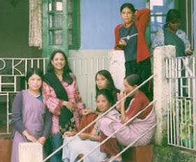 Perempuan Meghalaya di India - www.jurukunci.net