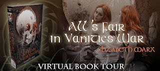 All's Fair in Vanities War by Elizabeth Marx Blog Tour + Giveaway!