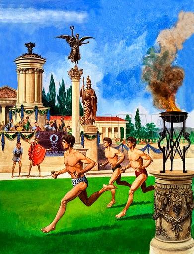 els jocs olimpics: