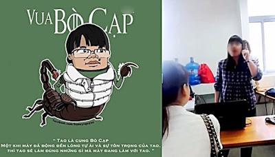 Videoclip RAP Cô Giáo Cung Bò Cạp Full HD la hét học sinh