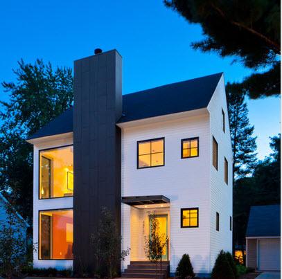 remodelacin de fachada de casa