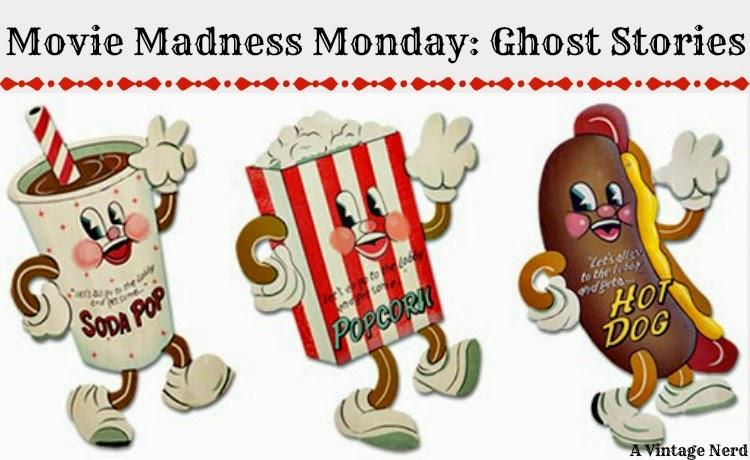 A Vintage Nerd, Retro Lifestyle Blog, Retro Fashion Blog, Classic Film Blog, Classic Ghost Movies