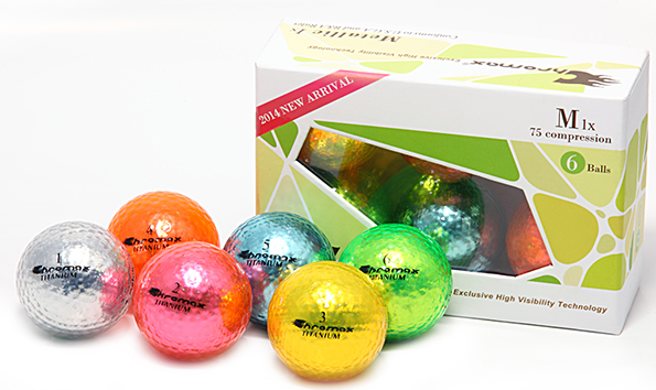http://www.pinkgolftees.com/ladies-golf-accessories/ladies-golf-balls.html