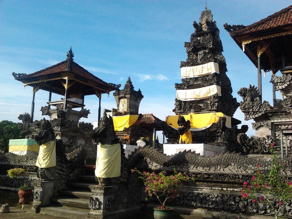 ada di wilayah dimana dulu berdiri kerajaan hindu tertua di indonesia