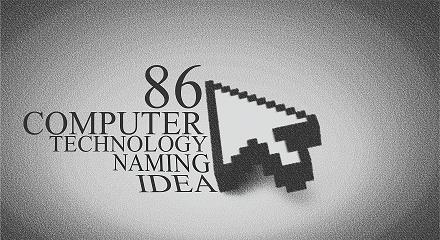 86 Best Computer Shop Names Idea