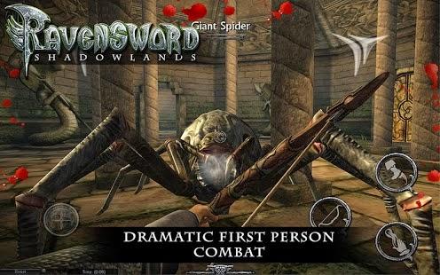 Download-Ravensword-Shadowlands-3d-RPG-For-Android