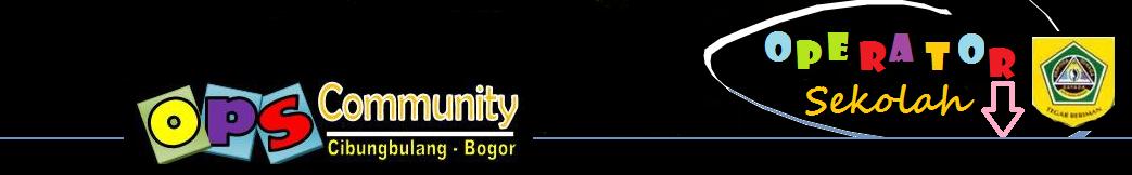 Operator Sekolah Community