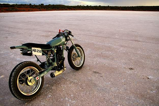 Yamaha Tw200 Modified All About Ducati: Yama...