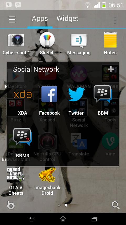 Screenshot BBM3