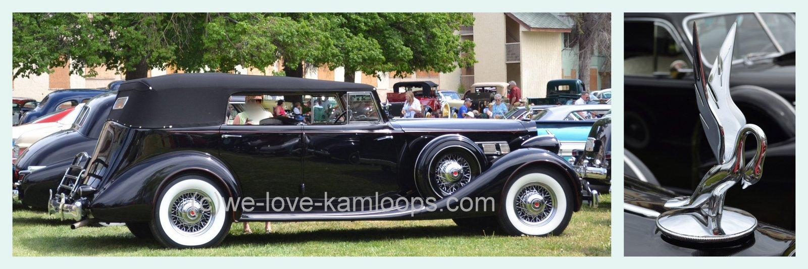 we-love-kamloops: Vintage Cars ~ Tranquille on the Lake ~ Kamloops, BC