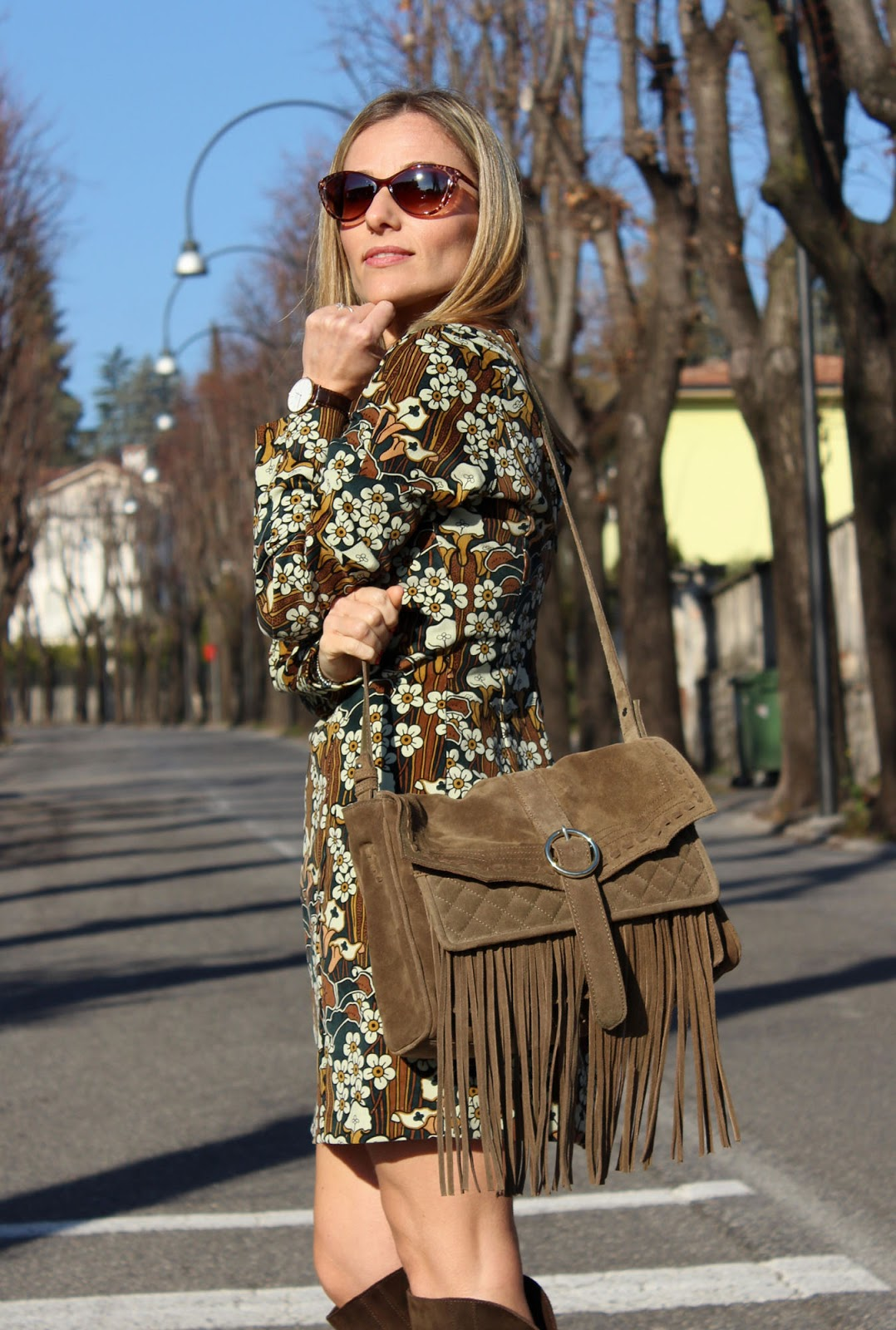 Eniwhere Fashion - 70's are back outfit