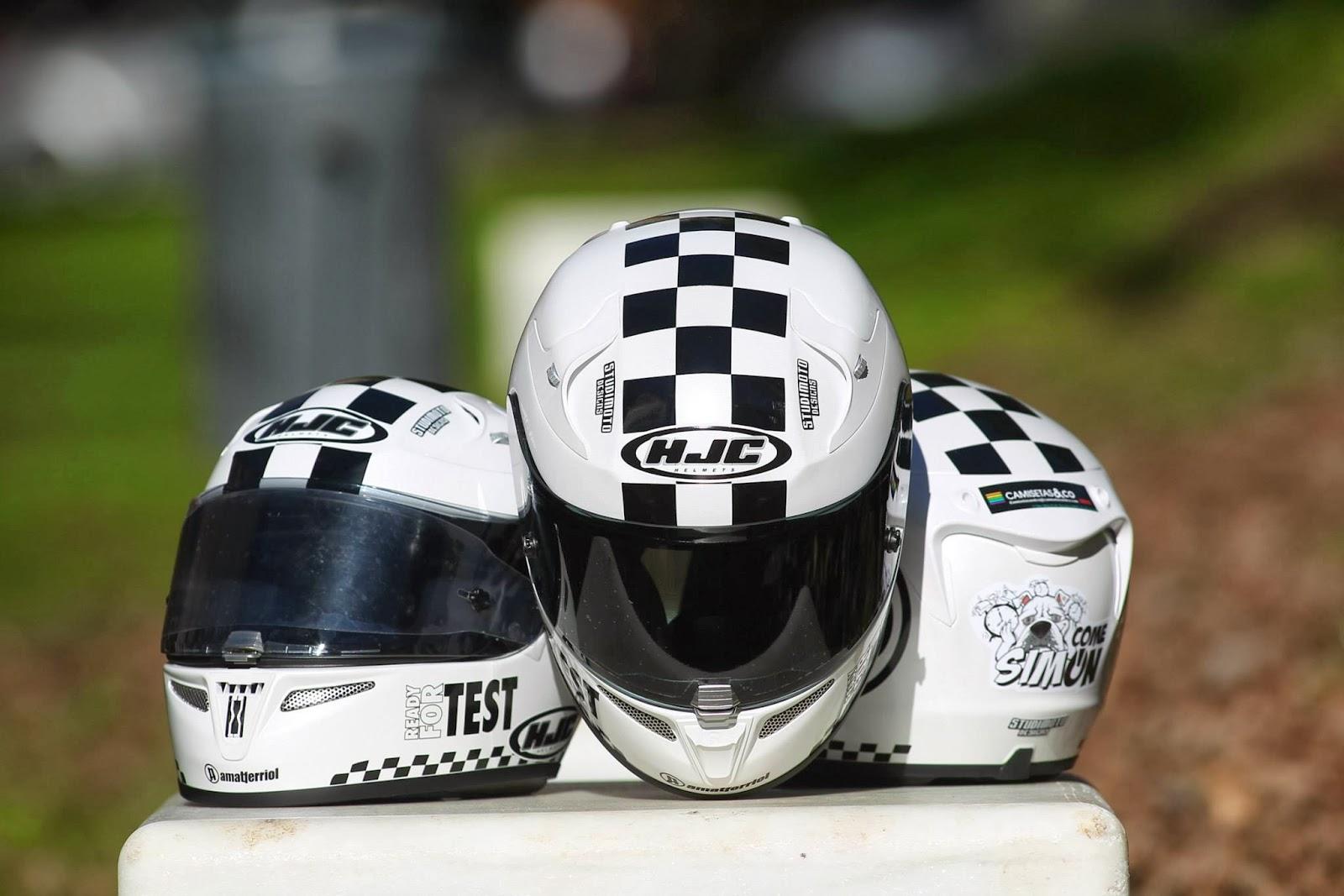 racing helmets garage hjc r pha10 plus j sim n winter. Black Bedroom Furniture Sets. Home Design Ideas