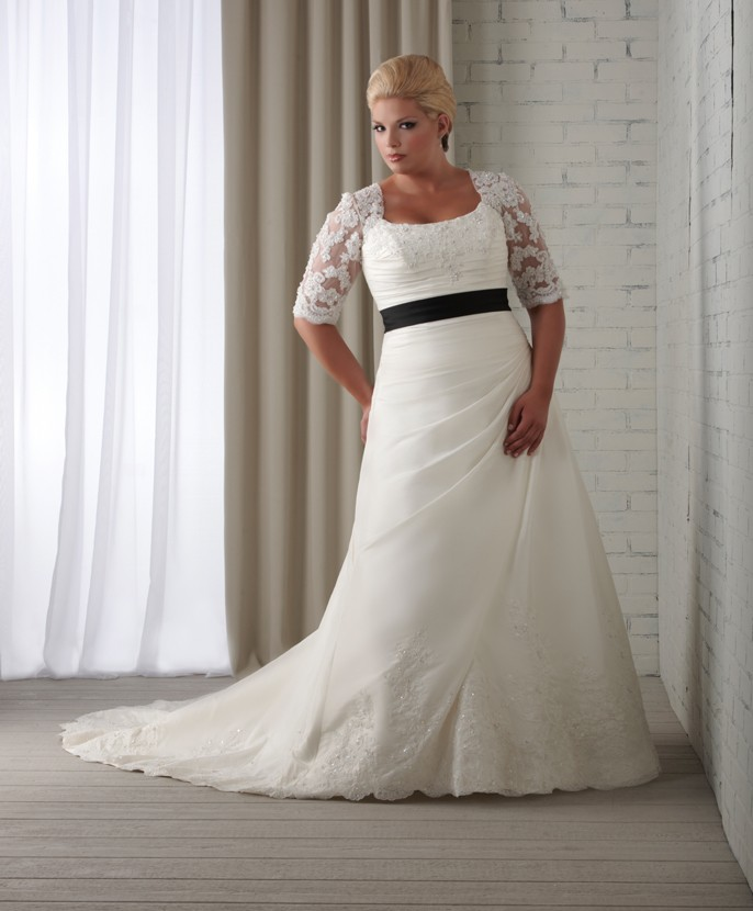 Weddingzilla hot styling for curvy brides gorgeous plus for Bonny plus size wedding dresses