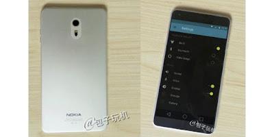Foto Nokia C1