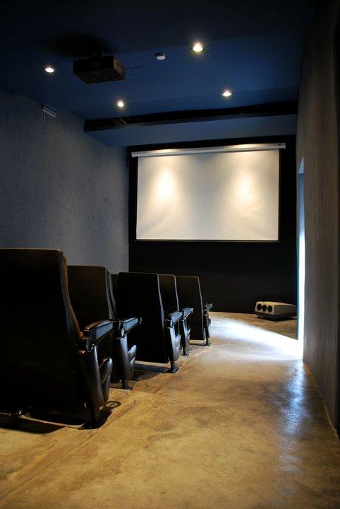 Conoce la casa del cine - Fotos salas de cine en casa ...