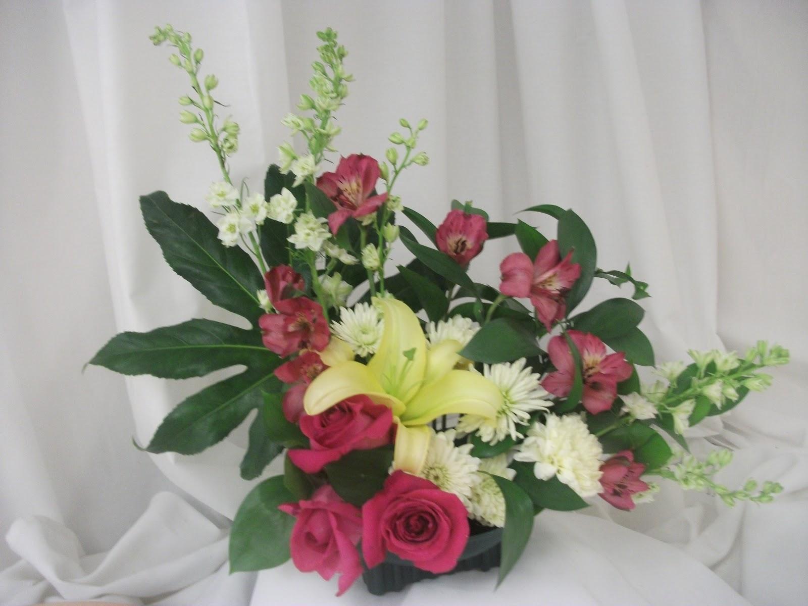 Simply Beautiful My Flower Arrangements