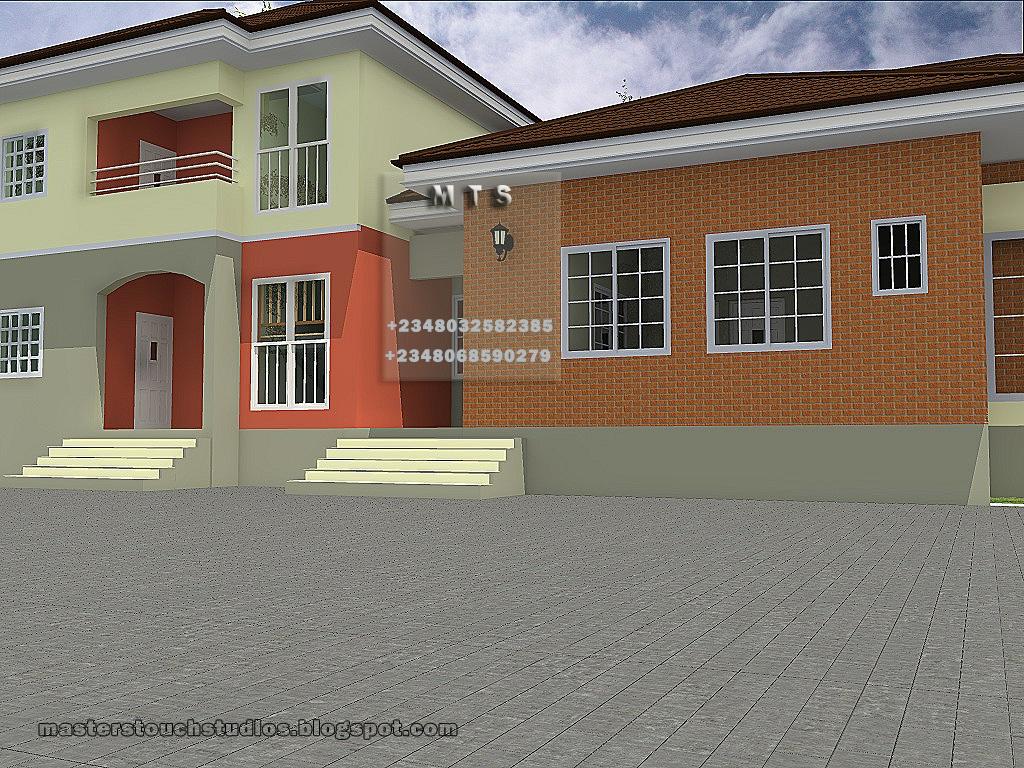 4 bedroom bungalow 3 bedroom duplex residential homes