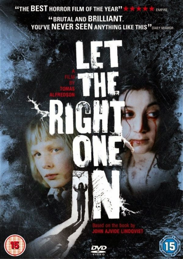 Let the Right One In แวมไพร์ รัตติกาล