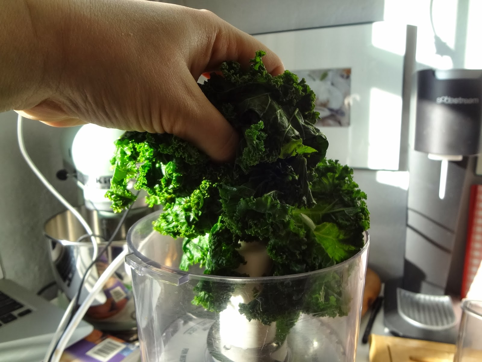 note if you have more kale than you have use for in this recipe you can absolutely freeze blanched kale and use in another recipe for example kale pesto - Can I Freeze Kale