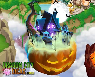 Ilha Halloween 2015 - Informações