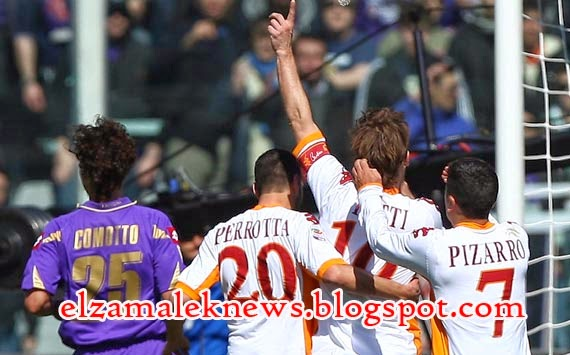 نادي روما الإيطالي