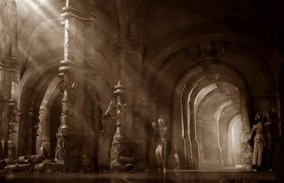 Sala de Interrrogatório Dungeon