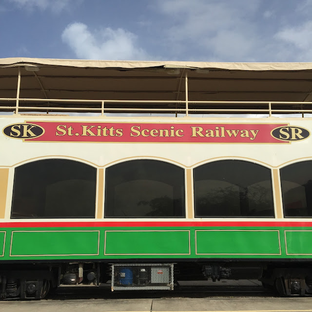 st.kitts scenic railway