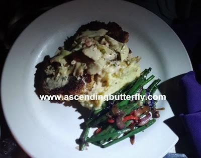 Dinner Entree, High Street Caffe & Vudu Lounge