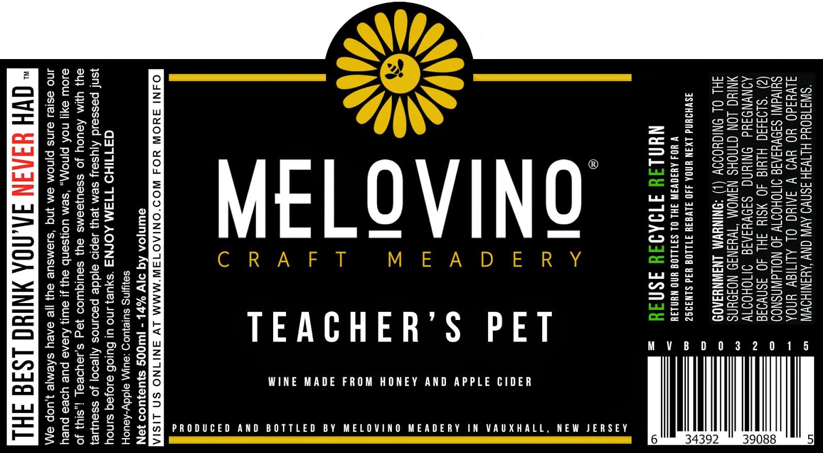 Melovino Meadery, New Jersey, Vauxhall