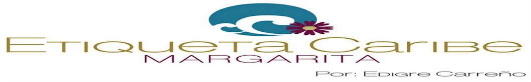 Etiqueta Caribe Margarita