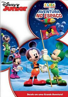 download A Casa do Mickey Mouse Aventura no Espaço Dublado 2011 Filme