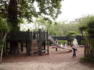 Princess Diana Memorial Playground
