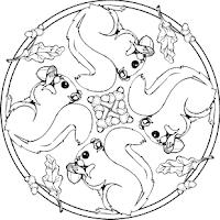 Malvorlagen kostenlos malen auf JetztMalen de - Malvorlagen Mandalas Tiere