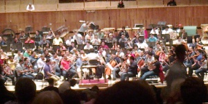 Simon Bolivare Orchestra at the Royal Festival Hall