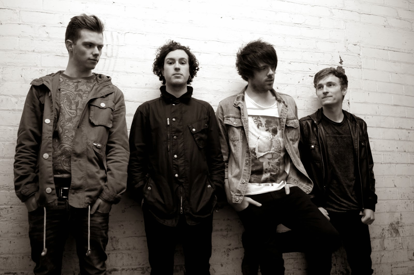 Manchester band The Marivaux