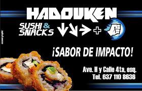 Hadouken Sushi