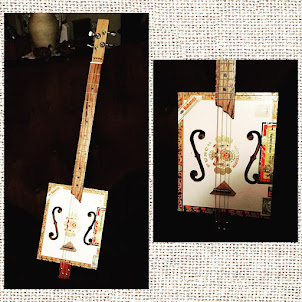 32/20 Cigar Box Guitars
