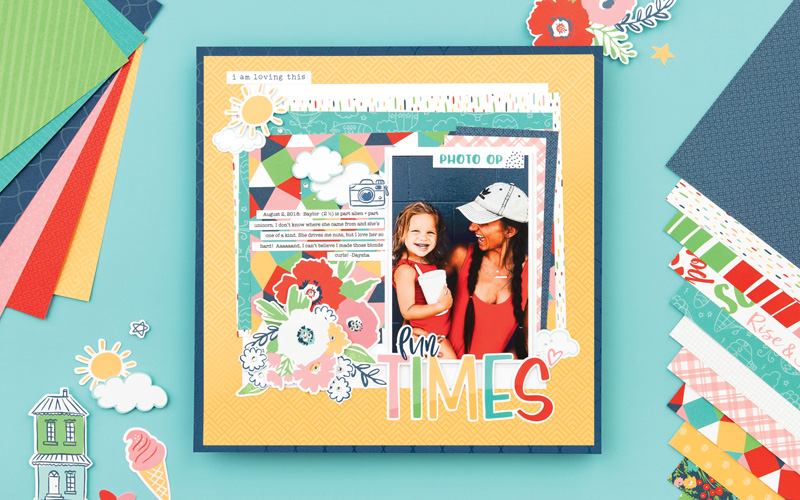 National Scrapbooking Month Promotion