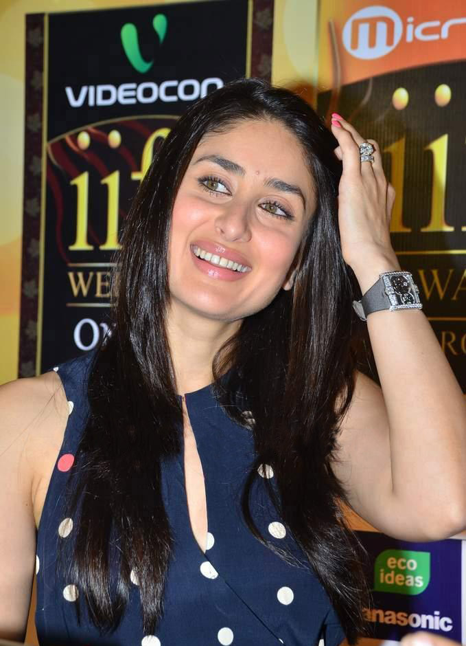 Kareena at IIFA Voting at Marriott Photos