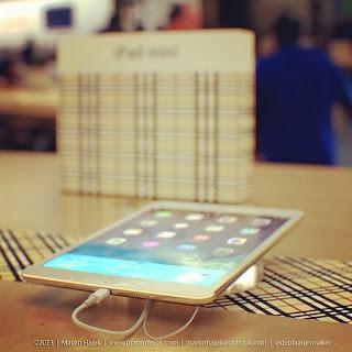 iPad Mini Retina Displau sera lanzada mañana 12 de noviembre ?